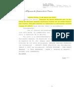 CSJN. Arancibia Clave 2005. Indeterminación Acusación
