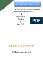 Tema 3 Genomica