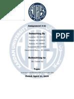 (Entrepreneurship) Assessment plan and Business plan for Advertising Agency in Afghanistan
