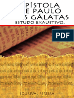 Estudo de Galatas