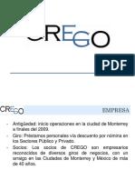 PRESENTACION CREGO  2018