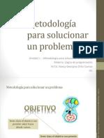 01 Metodologia Problema