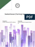 Abravani Immigration Saskatchewan Farming
