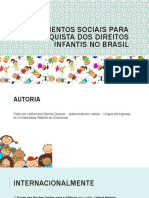 Movimento Social Infantil