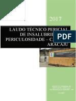 Laudo 2017 - Aracaju