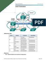 Lab – Configure a Branch Connection