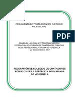 Reglamento PEP