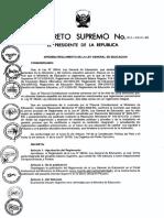 2.- DS N° 011-2012-ED_ Reglamento de la Ley de Educación