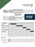 Itmxl-Ac-po-007-05 Formato Para Seguimiento de Proyecto de Residencias Profesionales