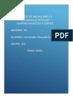 Formulas ,Vinculos en Exel