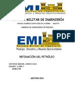 131546281 Monografia Refinacion Antonio Miguel Lorini s 2591 7 PDF