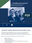 Persolog Sertifikacioni Seminar Beograd April 2018 Poziv i Program
