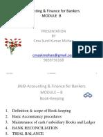 JAIIB Accounting Module B  Notes