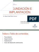 34.Clase Implantacion Fecundacion Motta