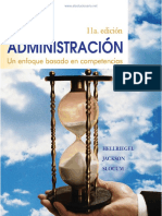 Administracion- 11a Edición - Don Hellriegel, S. E. Jackson & J. W. Slocum