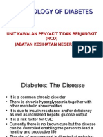 01 Overview of Diabetes CPG