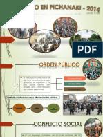Conflicto en Pichanaki - 2014