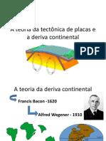 Geologia Aplicada - tectonica