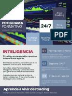 Programa Formativo Inteligenttradingscool 2017