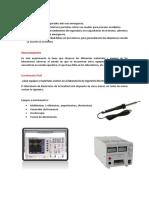 Informe Eletrotecnia 1 Final