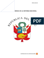 Doctrina Básica de La Defensa Nacional