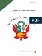 Doctrina Básica de La Defensa Nacional