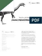 Fauna Prehistorica Chile