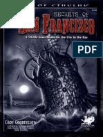 Call of Cthulhu - Secrets of San Francisco