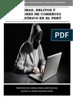 Normas, Delitos y Sanciones de Comercio Electrónico en El Perú