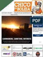 Jornal Impressao Chico Da Boleia Julho - Baixa Qualidade