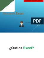 Introduccion a Excel