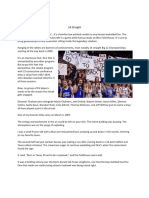 sports blog post