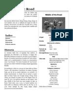 Middle of the Road - Wikipedia, La Enciclopedia Libre