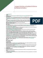 Elaboración de Manjar de Leche en La Planta de Lácteos de La Universidad Estatal de Bolívar