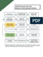 2018년도 1학기 모집요강 (Admission Guidelines for 2018 Spring Semester)_English