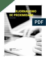 Livro_ciberjornalismo de Proximidade