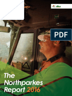 Northparkes Report 2016