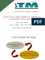 Rubio Jorge Matiolo Elves Flotacao Na Area Mineral e Ambiental 2006