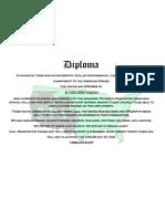 DREAM Diploma