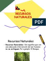Ppt Clase Recursos Naturales