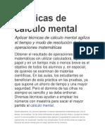 Técnicas de cálculo mental.docx