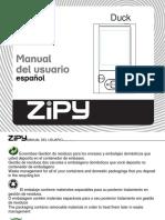 ZiPY MP4 Manual
