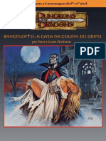 Casa Na Colina Do Grifo - ZAION RPG