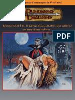 Casa Na Colina Do Grifo - ZAION RPG