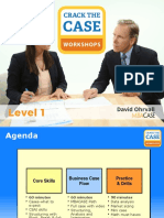 Crack the Case Level 1 Slides PDF