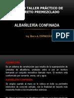 Clase n 1 - Alba Ileria Confinada