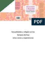 AA.VV. - Sexualidades y religion en los tiempos de hoy - CDD, Lima, 2013 - NC.pdf