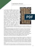 Revision-Ihering El Espíritu Del Derecho Romano