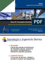 01 Introduccion a La Ingenieria Sismoresistente Primera Parte