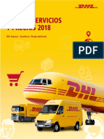 Dhl Express Rate Transit Guide Mx Es